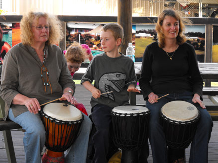 bunbury community drumming group